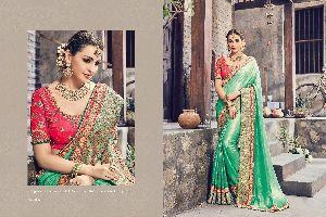 Elegant Designer Work Sarees