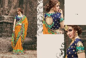 Fancy Ethnic Sarees Online