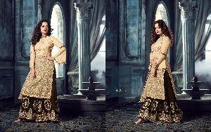 Heavy Work Designer Palazzo Suit