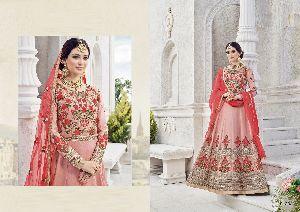 Heavy Work Pakistani Anarkali Suit