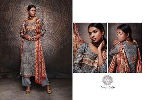 Pure Wool Herring Salwar Suits