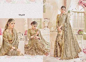 Wedding Wear Designer Heavy Work Saree