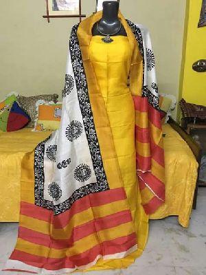 Bishnupuri Silk Dupatta
