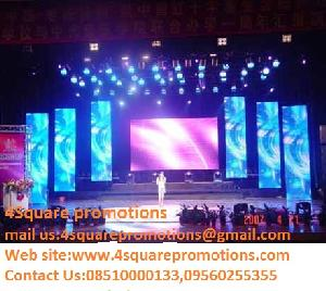Indoor Led Screen On Rental In Jaipur