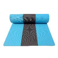Triple Color Cyan Yoga Mat For Fitness, Gym, Meditation  Exercise