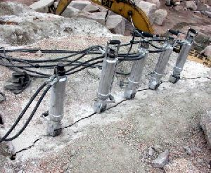 Rock Splitting Services