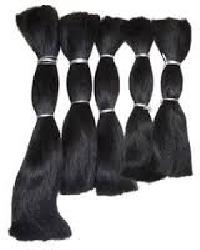 Non Remy Double Drawn Bulk Hair