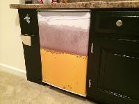 Promotional mini fridge
