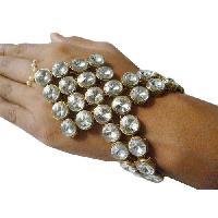 Kundan Hand Chain