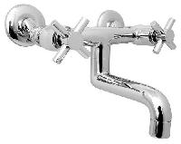 Axis Telephonic Shower Wall Mixer