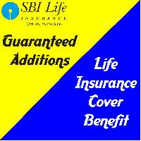 6% GUARANTEED ADDITION + LIFE INSURANCE COVER