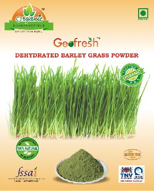 Dehydrated Barley Grass Powder