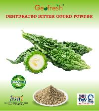 Dehydrated Bitter Gourd Powder