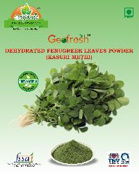 Dehydrated Fenugreek Leaves Powder