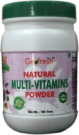 Natural Multi-Vitamins Powder