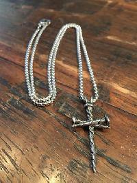 Men's Nail Cross Pendants