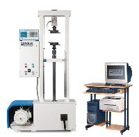 Computerized Tensile Cum Elongation Testing Machine