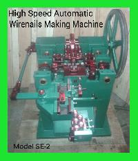 Automatic High Speed Wire Nails Making Machine SE-2