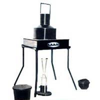 Carbon Residue Apparatus (Conradson).