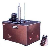 Copper Strip Corrosion Test Apparatus.
