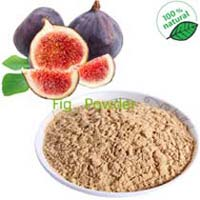 Dried Fig Powder