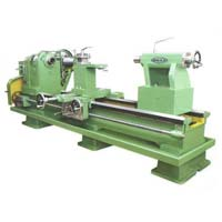Pulley Driven Lathe Machine (VH 406-508-558-660-760)