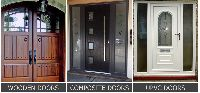 wood composite door