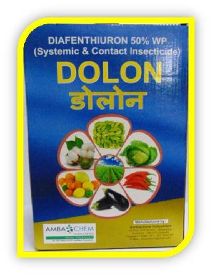 Diafenthiuron 50% W.p. (fungicide, Pesticide, Weedicides, Insecticide)