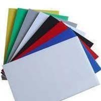 Colored File Board