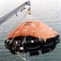 20 Persons Davit Launch Liferaft Rental