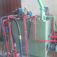 Hydraulic Bale Press Power System