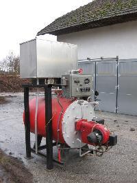 Used Steam Boilers