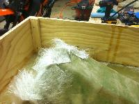 fiberglass epoxy resin