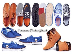 Footwear Photography For E-comerce