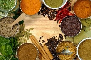 Blended Spices