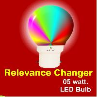 7 COLOR LED BULB