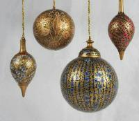 Big Christmas Hanging Balls