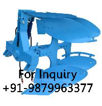 Hydraulic Reversible Plough-shreeji Agro