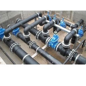 Chilled Water Pipe Line Installation Services