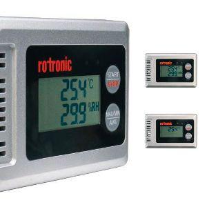 Portable Humidity And Temperature Data Loggers