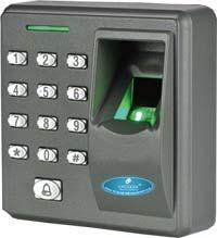Standalone Fingerprint Control System