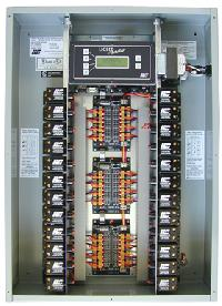 Lighting Control Panel System