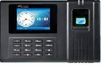 Realtime Rs 10 Biometrics Attendance System With Tcp/ip System