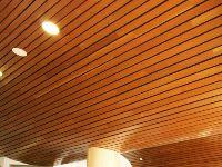 Wooden Slats Ceilings