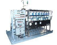 Industrial Nitrogen Gas Control Panel