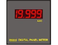 4 Digit Voltmeter & Ammeters