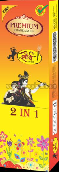 2 In 1 Incense Sticks