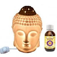 Porcelain Buddha Electric Aroma Diffuser