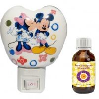 Lemongrass Oil Mickey Mouse Plugin Aroma Diffuser
