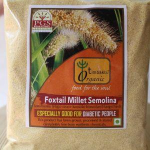 Foxtail Millet Semolina